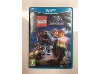 Original WiiU Lego Jurassic World game
