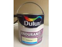 Dulux Endurance Crushed Aloe - Matt Emulsion Paint - 2.5L Unopened