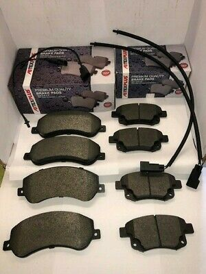 Front and Rear Brake Pads Fits Ford Transit MK7 2007-2014..RWD 330 350 Models