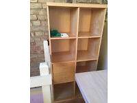 Chest of Drawers and Bookcases