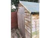 Two sheds for sale