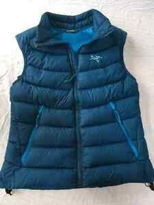 Thorium SV vest - womens M