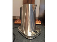 AEG 7 Series Stainless Steel Digital Kettle, 2400 W - used, great condition