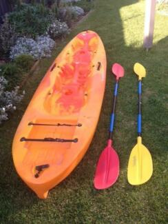 Quality Tandem Kayak for hours of Family fun Williamstown Hobsons Bay Area Preview