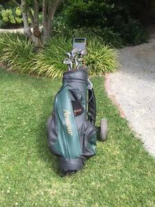 Golf Clubs, bag and buggy (lady's) Mont Albert Whitehorse Area Preview