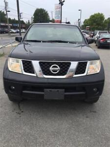 2005 NISSAN PATFINDRE 233000 KM 4*4  AIR CLIM MAG 7 PASS 3999