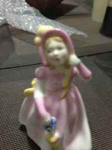Royal Doulton Figurines Mandy Elaine The Balloon Seller Baby New Cambridge Kitchener Area image 8