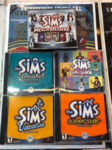 The Sims Game Expansion Pack