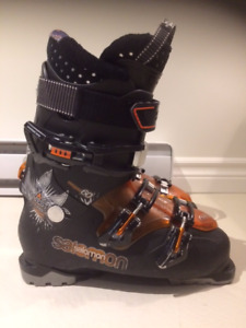 Bottes Salomon Quest 60
