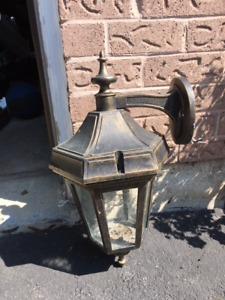 Bronze Wall Lamps