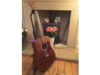 Tanglewood Mahogany Sundance TW15 ASM Dreadnought (Fantastic condition)