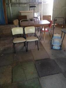 Table chairs etc - house clean out Dianella Stirling Area Preview