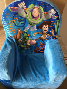 Kids Plush Chair