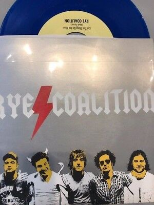 """RYE COALITION 7"""" SUB POP SINGLE CLUB ONLY 1300 MADE AC/DC COVER ALBINI OOP"""