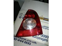 Renault Clio O/S Rear Light (2003)