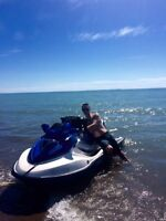 2002 Seadoo GTX DI (Great Condition w/ New Engine: 8 hrs only)