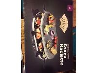 Andrew James Stone Raclette Grill - Unused (£30 - Big Discount)