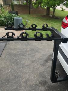 ~Like New~ Thule 4 bike hitch mounted bike rack carrier new Ple