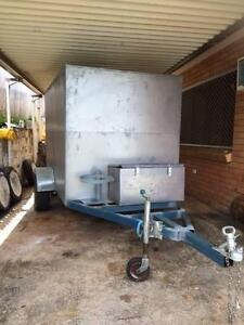 """heavy duty custom 8""""x5""""x5"""" enclosed box trailer Airlie Beach Whitsundays Area Preview"""