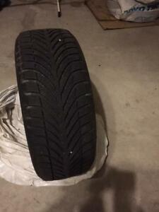 04 Winter Tire with Rim on sale 225/50 R17 94T