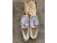 Ugg Dakota slippers - pale blue- EU40 (UK 7)