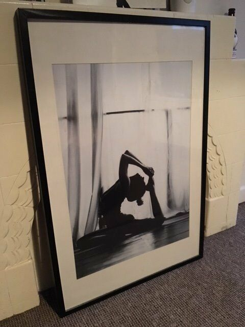 IKEA Ribba Frame Black 61 x 91cm | in Clifton, Bristol | Gumtree