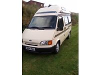 ford transit auto sleeper 4 all good working order mot to 19 september 2018 PHONE 07922202014