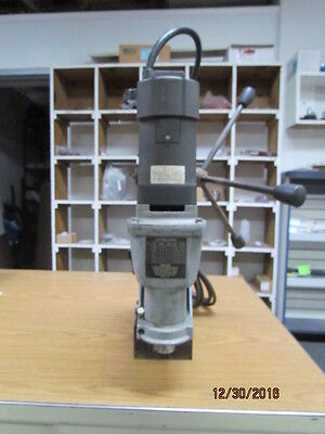 Unibor Eq 100 Magnetic Drill No 3 Mt