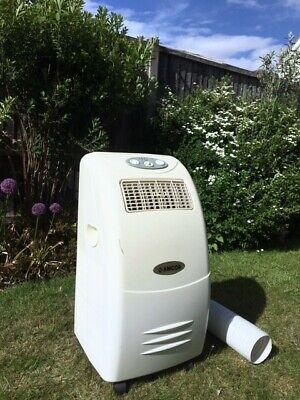 Amcor Portable AC Air Conditioner 10000 BTU with Dehumidifier + Extractor Hose