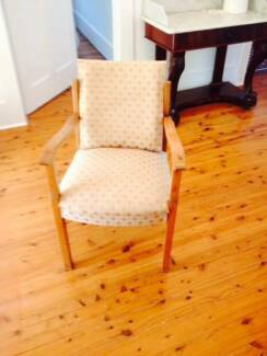 Antique Bridge Chair Chatswood Willoughby Area Preview