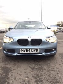 BMW 1 series , QUICK SALE, ONLY 26800miles, 20ponds road tax!!!