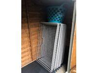 Komplement storage for Pax wardrobes 100 cm wide x 58 deep