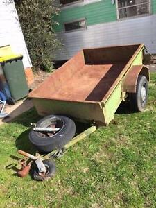 6x4 box trailer Canberra City North Canberra Preview