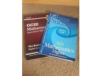 Pair of Math's Revision Guides
