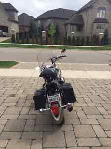 For Sale Yamaha XVS V-Star 1100 in Mint Condition Kitchener / Waterloo Kitchener Area image 3