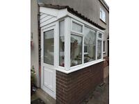 UPVC Storm Porch
