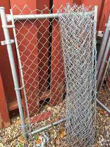 chain link gate and  fence materials