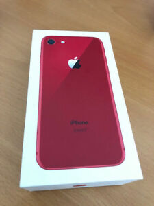 iphone 8 Red - $800