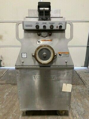 Hobart Mg1532 Commercial Meat Mixer Grinder Works Great