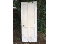 Internal Heavy Wooden Doors 5 Qty