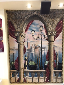 Tapestry for Wall or Floor (paid 650.00)
