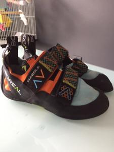 Chaussures d'escalade pour femmes ou enfants