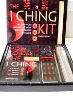 1999 I CHING KIT as new Ancient System of Divination BOXED SET