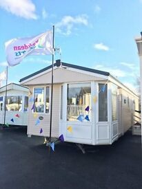 ATLAS LUXURY STATIC CARAVAN ON A 5* RESORT SKEGNESS - AMAZING FACILITIES - PAYMENT OPTIONS AVAIL