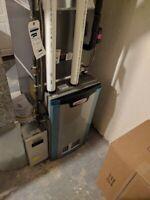 HVAC service, Furnace repair, Ductwork, Gasline, Humidifiers, AC