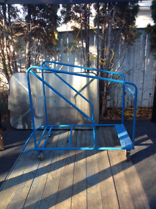 Metal Utility Cart for sale