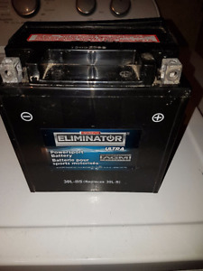 Sxs/ atv battery