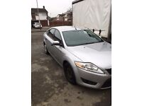 FORD MONDEO 1.8 TDCI 2008 SILVER