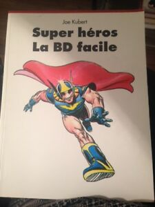 Super héro - La BD facile de Joe Kubert