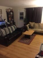 August free - 2 bedroom apartment for rent
